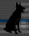 K9 Rip | Michigan State Police, Michigan