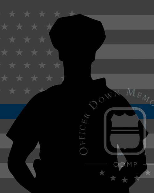 Police Officer David G. Snell | Detroit Police Department, Michigan